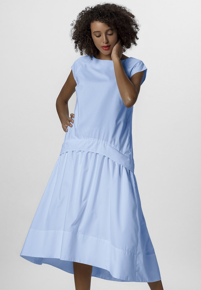 Maxi dress - lightblue