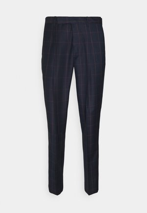 GENTS FORMAL TROUSER - Kalhoty - navy