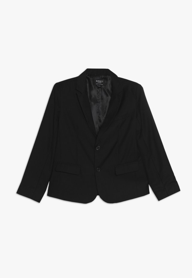 OSCAR SUIT JACKET - Marynarka garniturowa - black