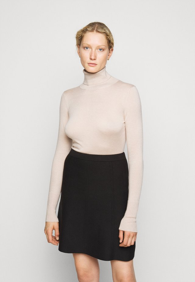 FAVORITE TURTLENECK SPECIAL - Jumper - almond