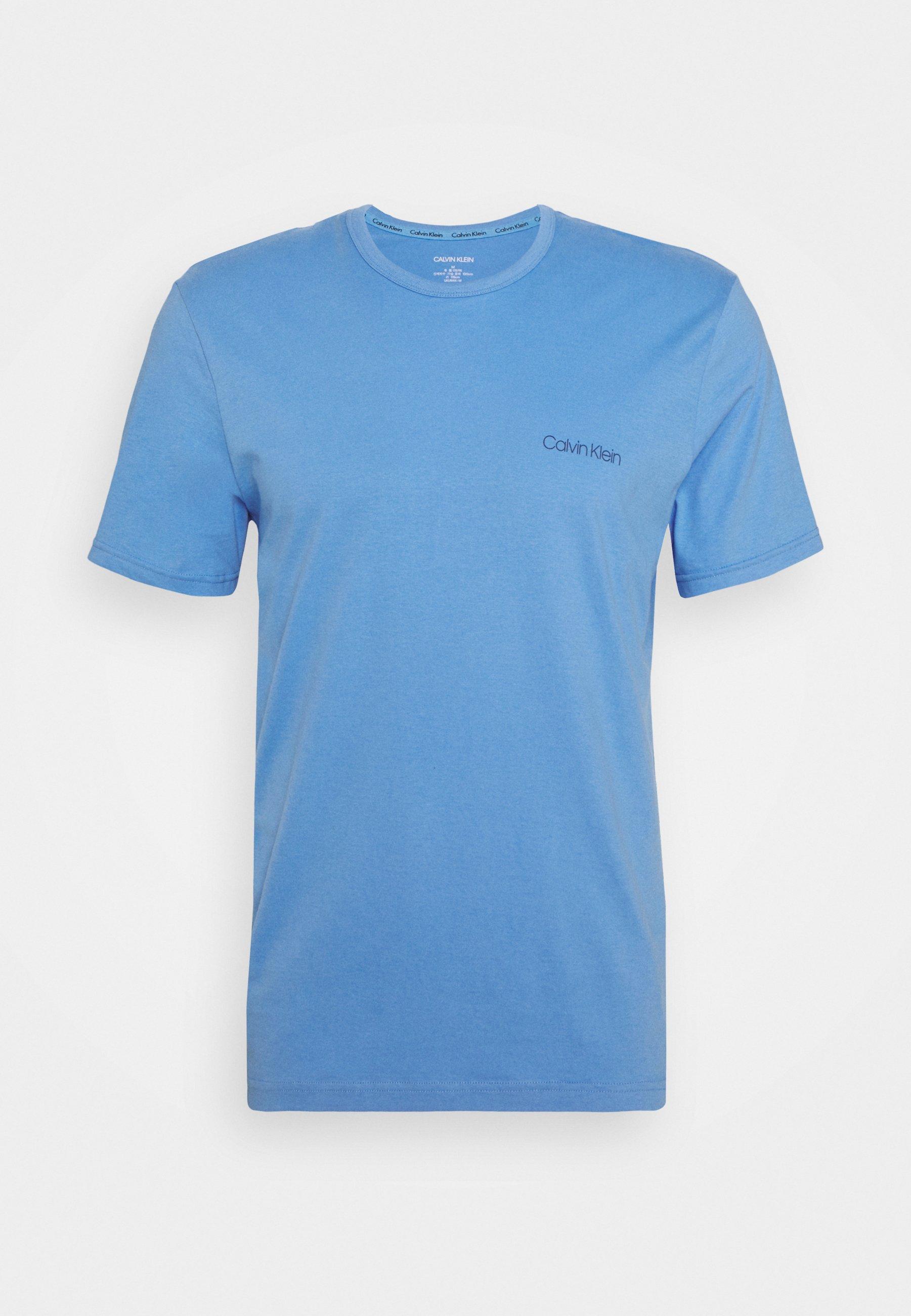 Men COMFORT LOGO CREW NECK - Pyjama top