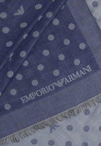 Emporio Armani - Écharpe - bluette/royal blue - 1