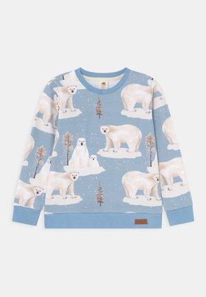 POLAR BEAR FAMILY UNISEX - Sweatshirt - light blue