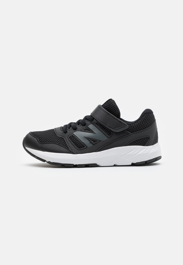 YT570BK UNISEX - Neutral running shoes - black