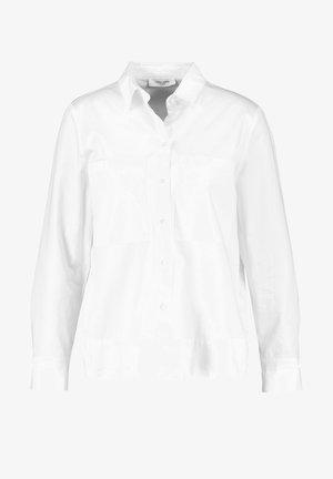 Formal shirt - weiß weiß