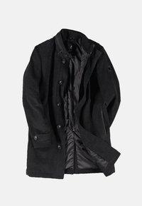 Engbers - Classic coat - schwarz - 9