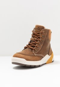 Lurchi - RUBEN TEX - Lace-up ankle boots - tan - 2
