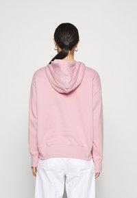 Nike Sportswear - AIR HOODIE - Hoodie - pink glaze/white - 2