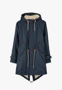Derbe - TRAVEL COZY FRIESE - Waterproof jacket - navy - 6