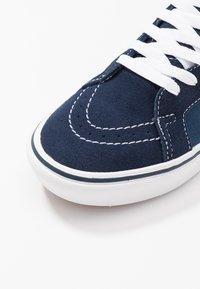 Vans - Sneaker high - dress blues/gibraltar sea/sulphur - 6
