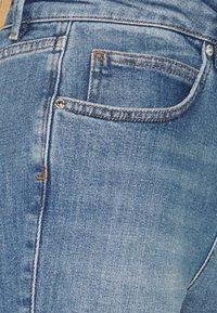 2nd Day - RIGGIS THINK TWICE - Džíny Straight Fit - mid blue - 5