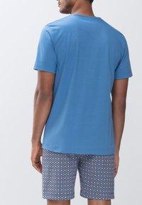 mey - Pyjamas - royal blue - 1