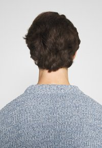 NU-IN - SLOUCHY LIGHTWEIGHT SWEATER - Maglione - blue - 3
