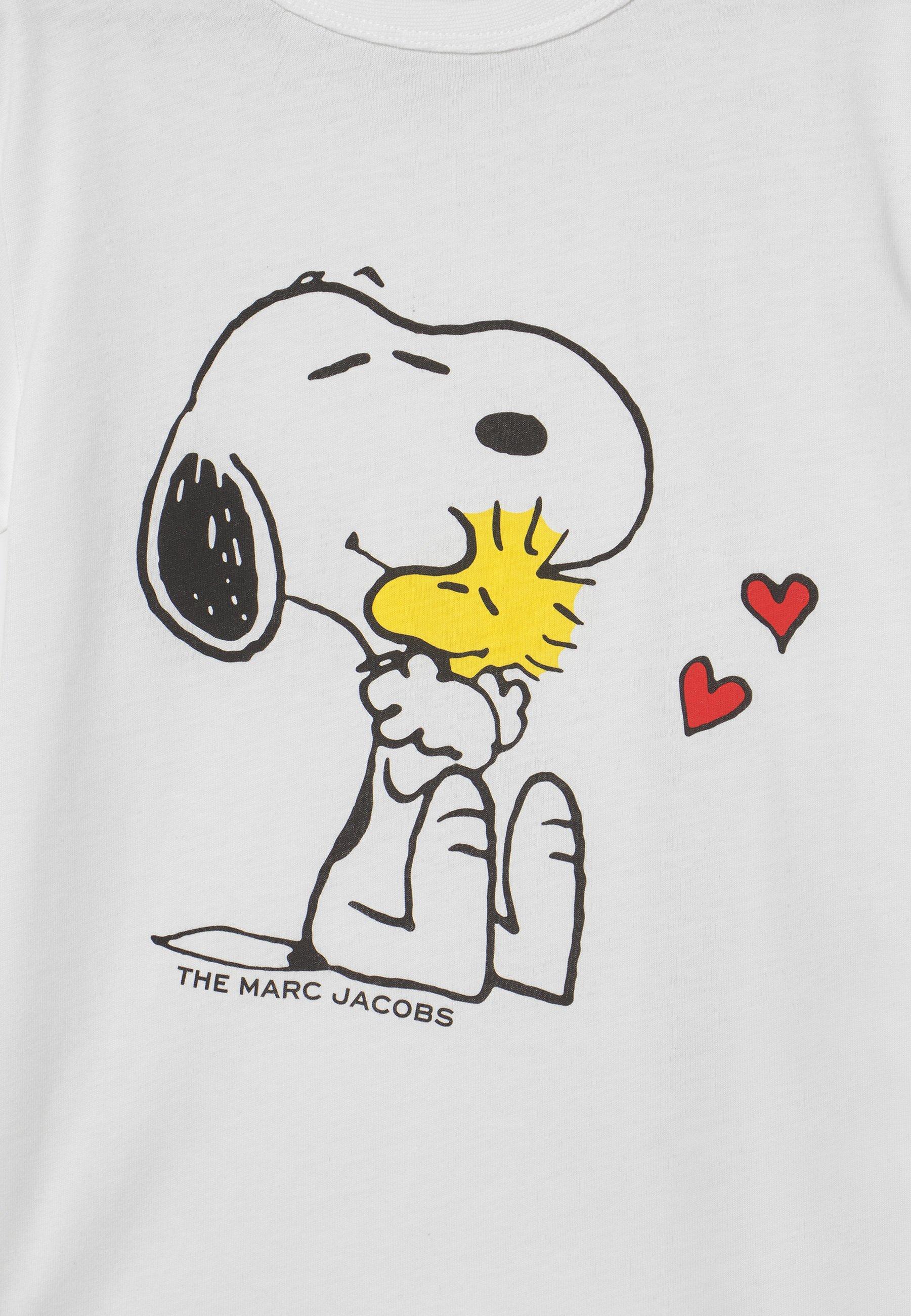 Enfant SHORT SLEEVES THE MARC JACOBS X PEANUTS - T-shirt imprimé