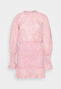 Bec & Bridge - EMMANUELLE MINI DRESS - Day dress - pink - 5