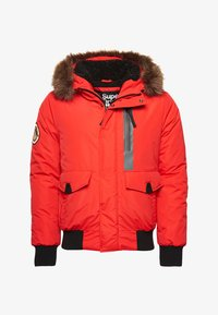Superdry - EVEREST  - Chaqueta de invierno - purple - 3