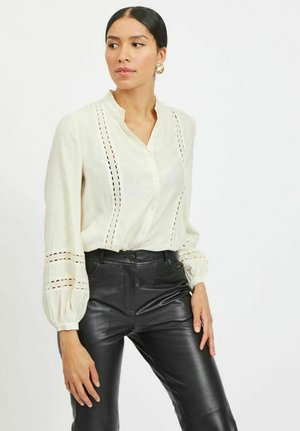 VIMOCAMIL  - Button-down blouse - birch