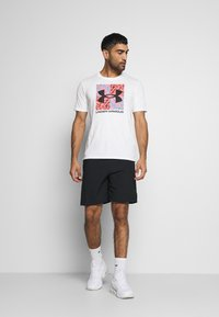 Under Armour - Sports shirt - onyx white - 1