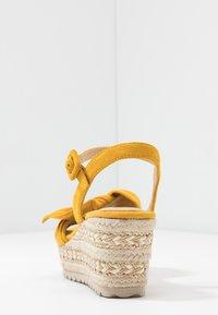 Refresh - Sandały na platformie - panama - 5