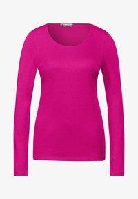 Street One - LANEA - Long sleeved top - pink - 0