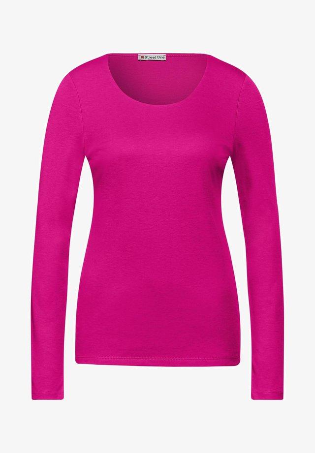 LANEA - Long sleeved top - pink