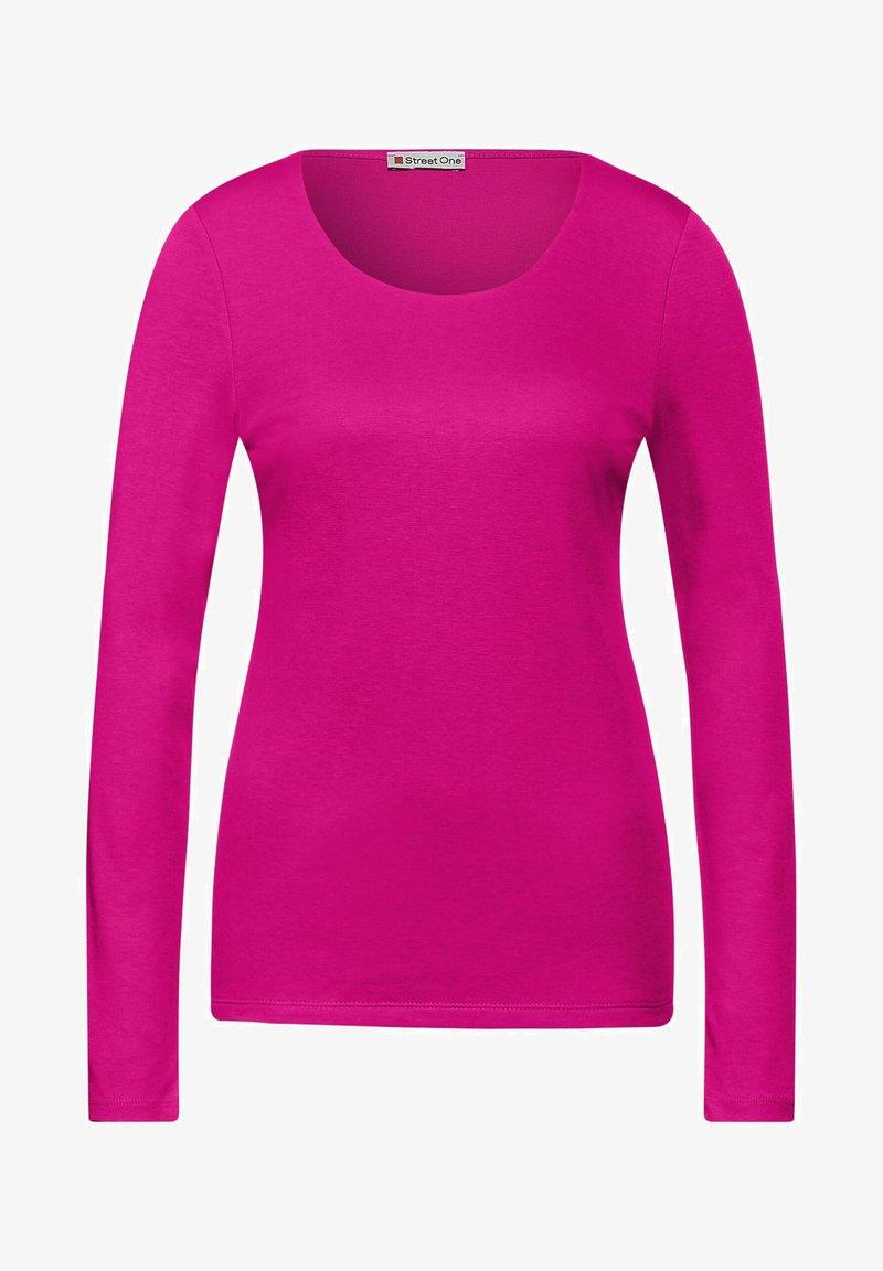 Street One - LANEA - Long sleeved top - pink