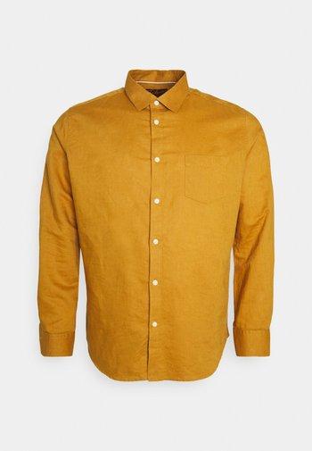 ANDERS SHIRT - Shirt - mustard