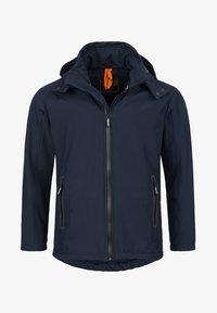 Alessandro Salvarini - Soft shell jacket - navy - 0