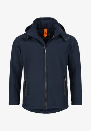 Soft shell jacket - navy