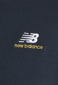 New Balance - ESSENTIALS EMBROIDERED HOODIE - Sweatshirt - dark blue - 2