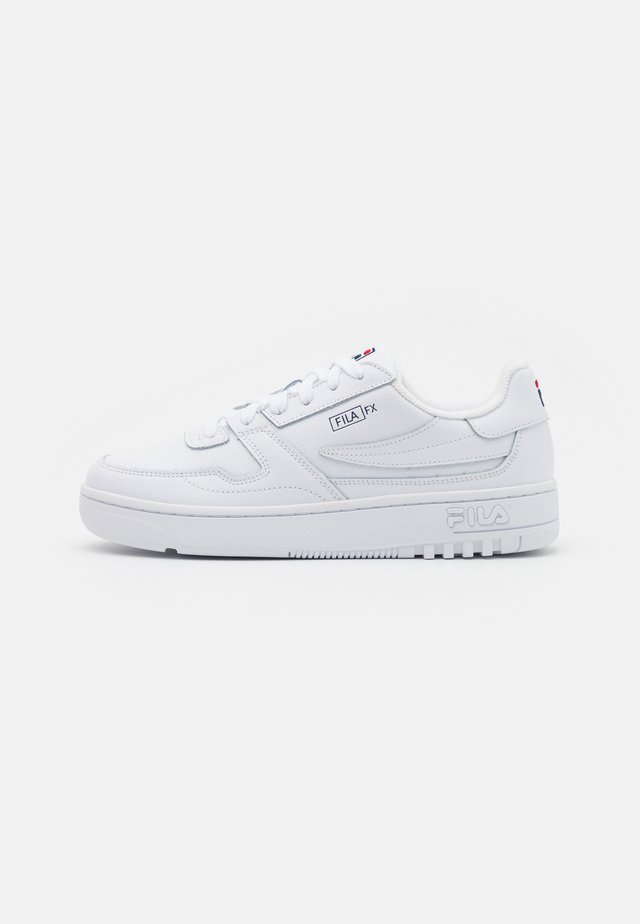 FXVENTUNO - Sneakers laag - white