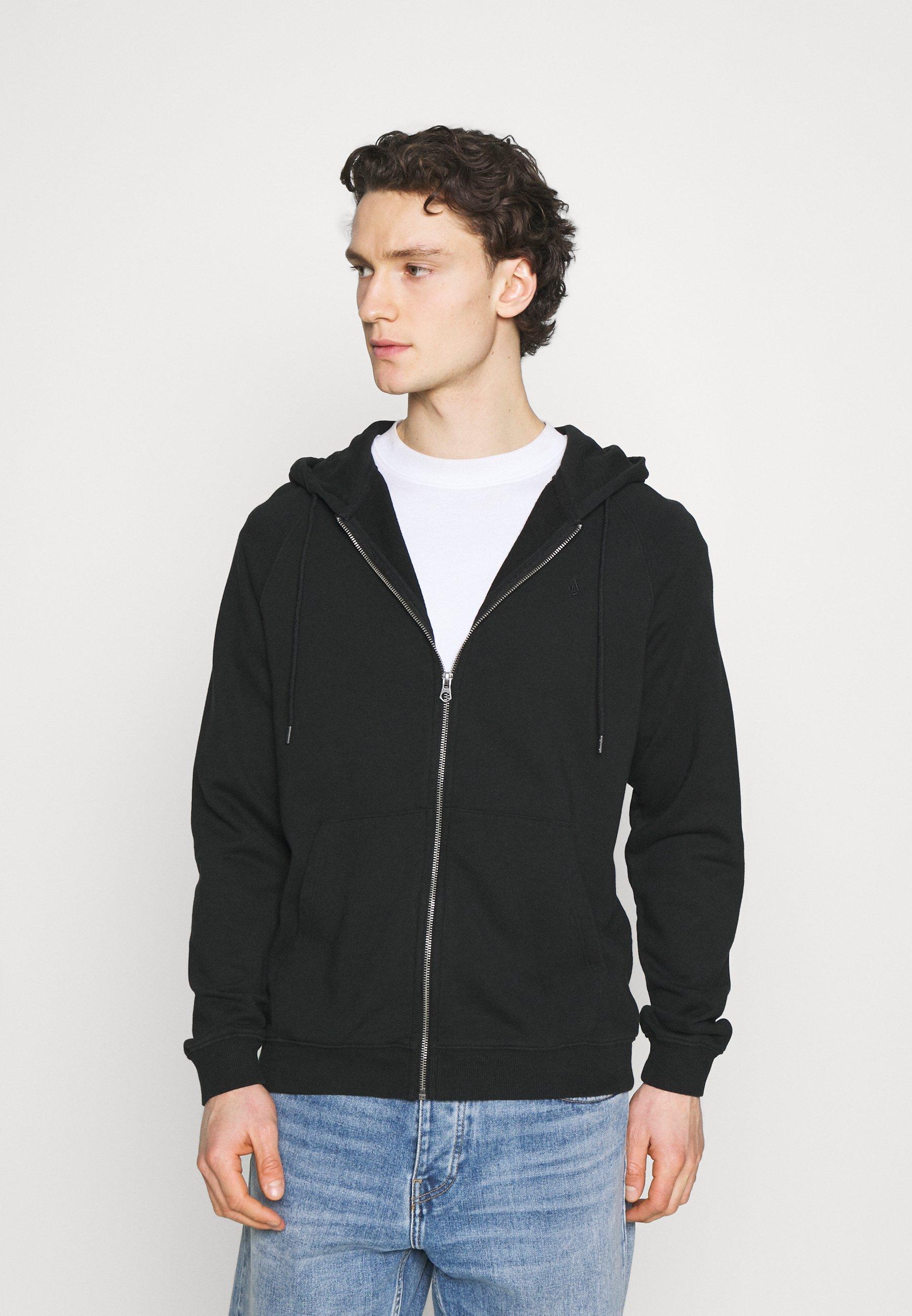 Men FREELEVEN ZIP FLEECE - Zip-up sweatshirt