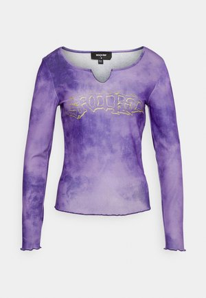 SPOILED LONG SLEEVE - Long sleeved top - purple
