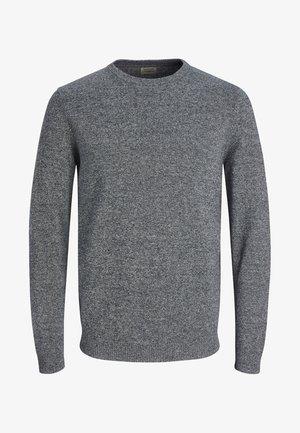 JJEBASIC - Pullover - blue/grey