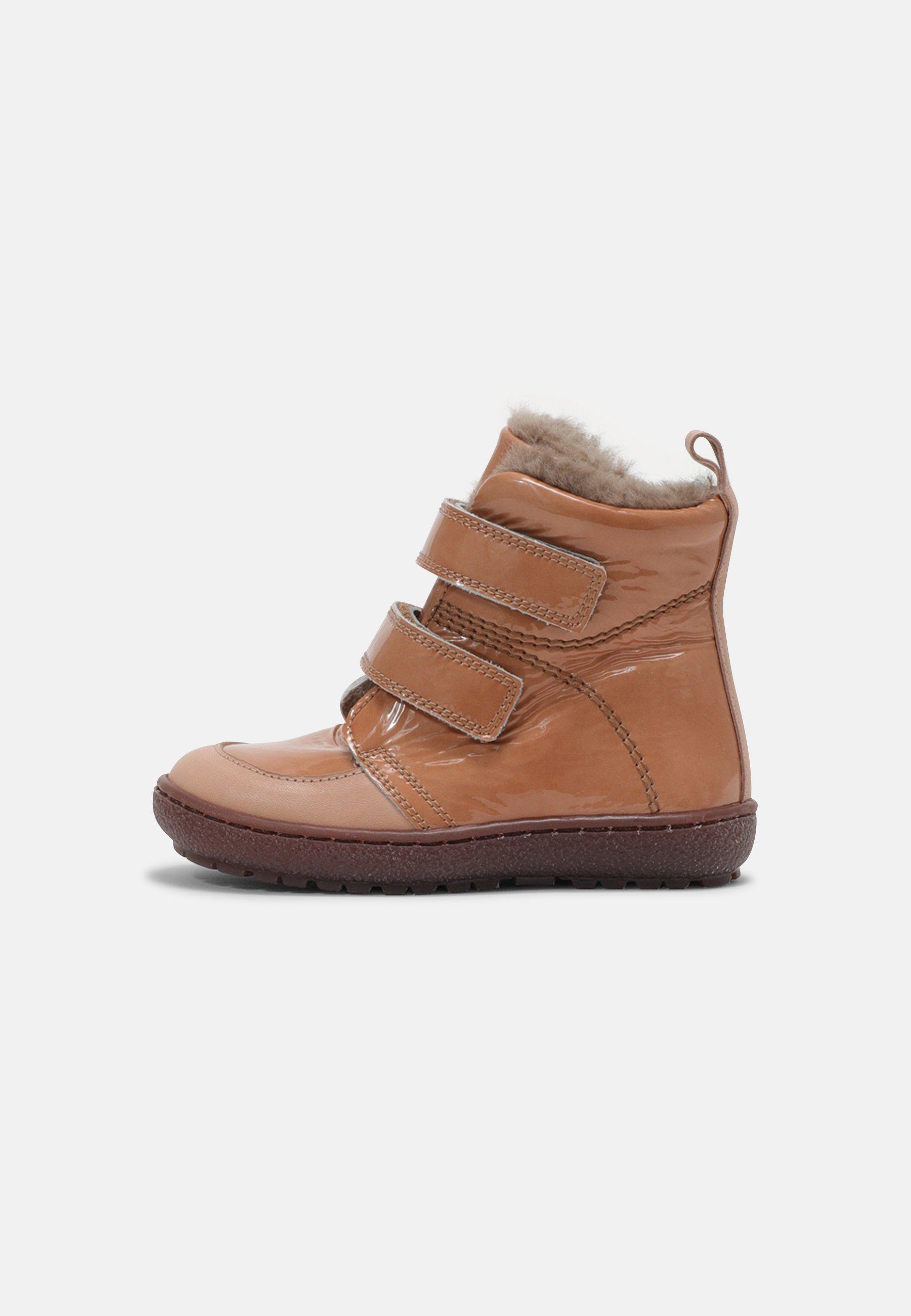 Kids STORM - Winter boots - beige