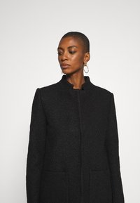 Rich & Royal - TEDDY - Classic coat - black - 5