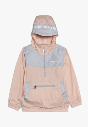 BLOOMINGPORT - Veste coupe-vent - peach cloud/cirrus grey