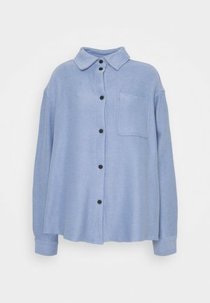 OVERSHIRT - Button-down blouse - dove blue