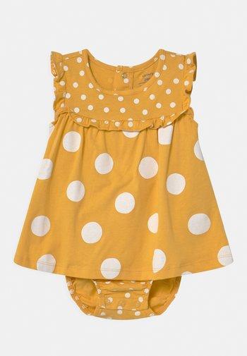 DOT - Vestido ligero - yellow