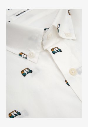 TUK TUK - Shirt - white