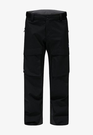 ELATION GTX PANT - Schneehose - true black