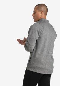Puma - Zip-up hoodie - grey - 2