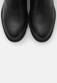 Panama Jack - TULIA - Vysoká obuv - black - 5