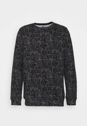 RANSOM - Sweatshirt - black/white