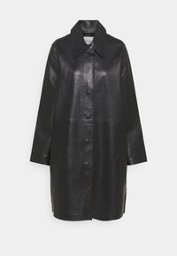 House of Dagmar - CRUZ - Cappotto corto - black - 0