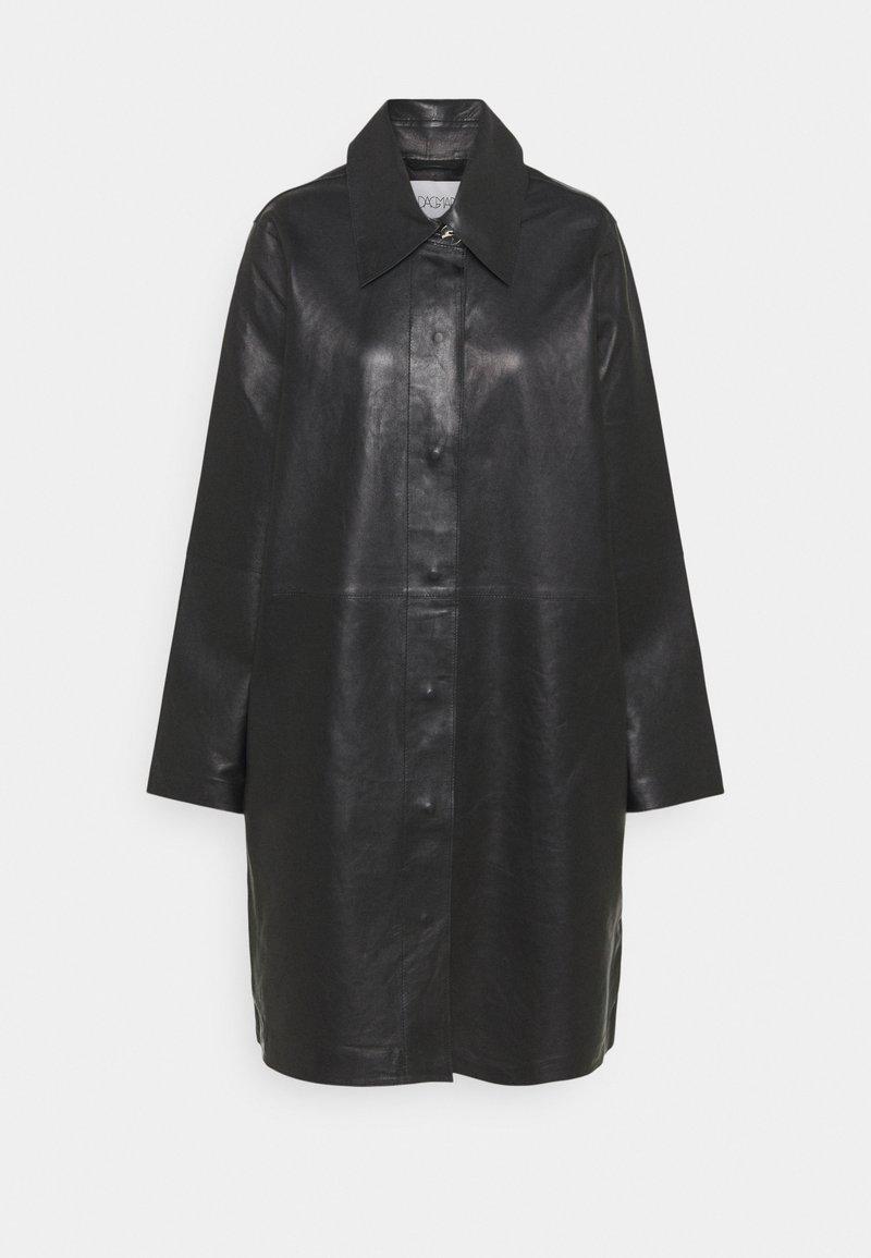 House of Dagmar - CRUZ - Short coat - black