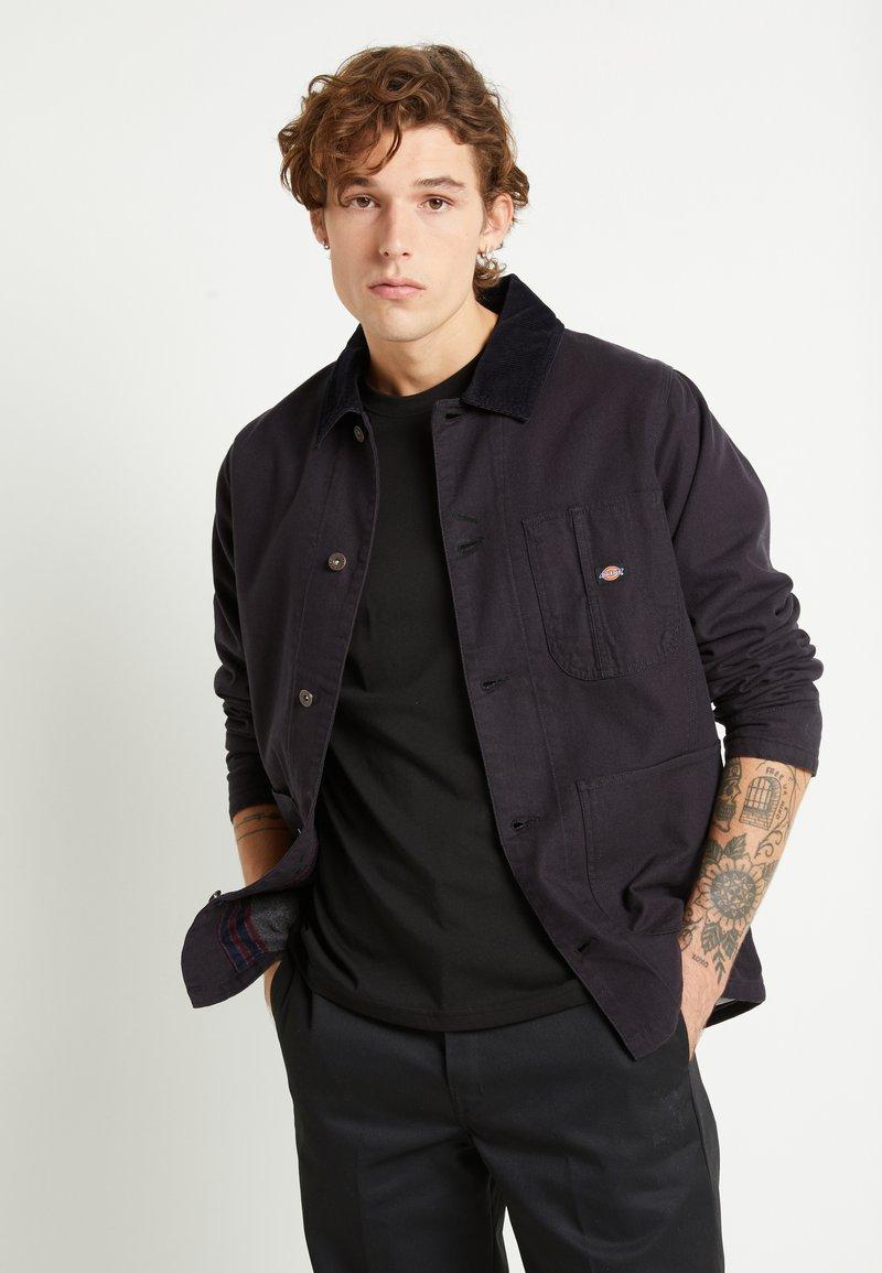 Dickies - BALTIMORE JACKET - Summer jacket - black