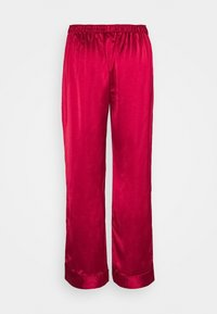 Etam - CATWALK  PANTALON - Pyjama bottoms - rouge - 1