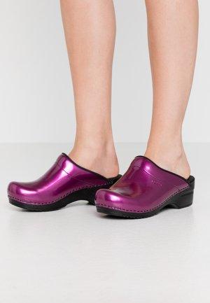 ORIGINAL OPEN  - Clogs - purple