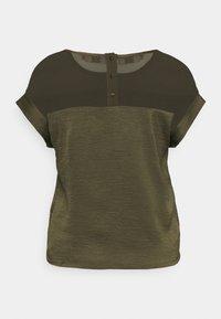 Cream - CRCEM - T-shirt print - sea turtle - 1